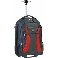 <strong>Travelers Club</strong> Rolling Backpack