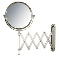 <strong>Jerdon</strong> Dual Sided 7x Wall Mount Mirror