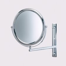 Dual Sided 3x Wall Mount Mirror