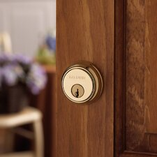 "Traditional 3.6"" Deadbolt with Double Cylinder"