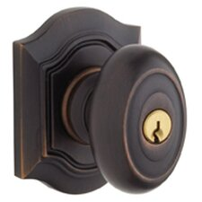 Bethpage Keyed Entry Knob