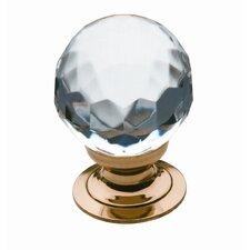 """Swarovski Crystal 0.188"""" Round Knob"""