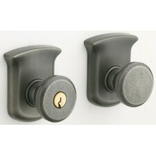 Tahoe Keyed Entry Knob