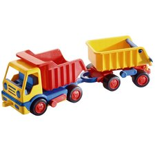 <strong>Wader Quality Toys</strong> Children's Basic Combo Truck Set