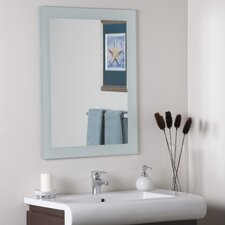"31.5"" H x 23.5"" W Sands Wall Mirror"