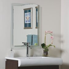 "31.5"" H x 23.6"" W Tula Wall Mirror"