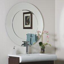 Oriana Modern Round Wall Mirror