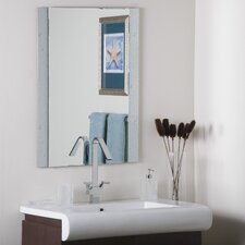 Starlight Frameless Wall Mirror