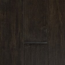 <strong>Virginia Vintage</strong> Random Width Engineered Maple Flooring in Carriage