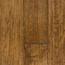 "5"" Solids Hickory Flooring in Sorghum"