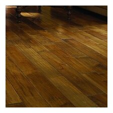 <strong>Virginia Vintage</strong> Sanctuary Random Width Handscraped Solid Maple Flooring in French Champagne