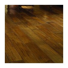 "<strong>Virginia Vintage</strong> Sanctuary 5"" Handscraped Solid Maple Flooring in French Champagne"