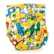 One Fish All in One Cloth Diaper