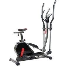 Deluxe 2-in-1 Cardio Dual Trainer