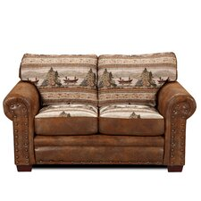 Alpine Lodge Loveseat