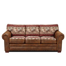 Lodge Deer Valley Sofa