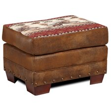 Deer Valley Lodge Ottoman