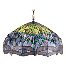 Tiffany Nouveau 3 Light Pendant