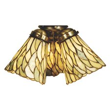 Jadestone Willow Fan Light Shade