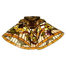 <strong>Meyda Tiffany</strong> Jeweled Grape Fan Light Shade