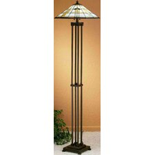 Arrowhead Mission Floor Lamp
