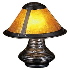 """Van Erp Micro 6"""" H Table Lamp with Bowl Shade"""