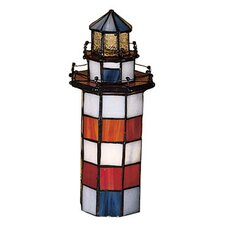 Nautical Hilton Head Lighthouse Accent Table Lamp