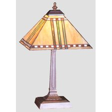 Prairie Corn Accent Table Lamp