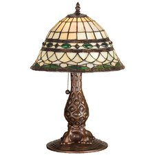 <strong>Meyda Tiffany</strong> Tiffany Roman Accent Table Lamp