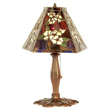 <strong>Meyda Tiffany</strong> Oriental Peony Table Lamp