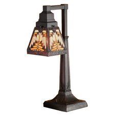 <strong>Meyda Tiffany</strong> Nuevo Mission Table Lamp