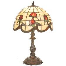 "Roseborder 20"" H Table Lamp"