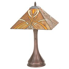 <strong>Meyda Tiffany</strong> Glasgow Bungalow Table Lamp