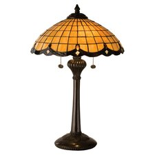 <strong>Meyda Tiffany</strong> Victorian Elan Table Lamp