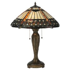 <strong>Meyda Tiffany</strong> Cleopatra Table Lamp