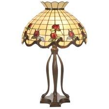 "Roseborder 31.5"" H Table Lamp"