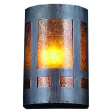 <strong>Meyda Tiffany</strong> Van Erp 1 Light Wall Sconce