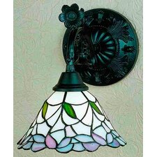 <strong>Meyda Tiffany</strong> Daffodil Bell 1 Light Wall Sconce