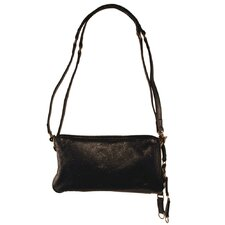 <strong>Latico Leathers</strong> Urban Glow Minnie Triple Compartment Cross-Body Bag