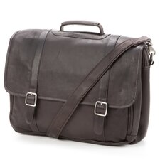 Heritage Hi-Performance Laptop Flap Messenger Bag