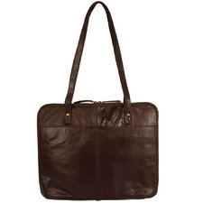 <strong>Latico Leathers</strong> Barclay Roslyn Slim Porter Tote Bag