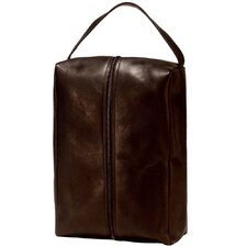 <strong>Latico Leathers</strong> Heritage Travel Shoe Bag
