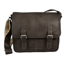 <strong>Latico Leathers</strong> Heritage Messenger Bag