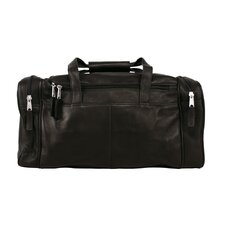 "Heritage 18"" Leahter Medium Tour Travel Duffel"