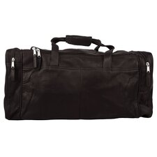 "Heritage 22"" Leather Large Tour Travel Duffel"