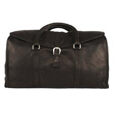 "Heritage 21"" Leather Coachman Weekender"