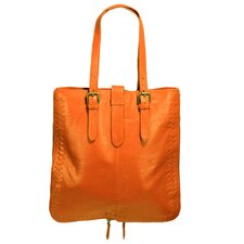 <strong>Latico Leathers</strong> Betsy Large Mimi in Memphis North / South Tote Bag