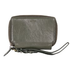 Lulu Double Zip Wallet