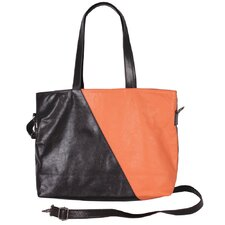 <strong>Latico Leathers</strong> ColorBlock Dannie Cross Body Bag