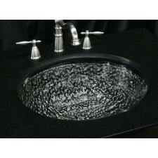 Pebble Undermount / Drop-In Bathroom Sink
